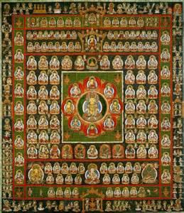 Buddhism, Its Elemental my dear Watson….Part V,TheMandala